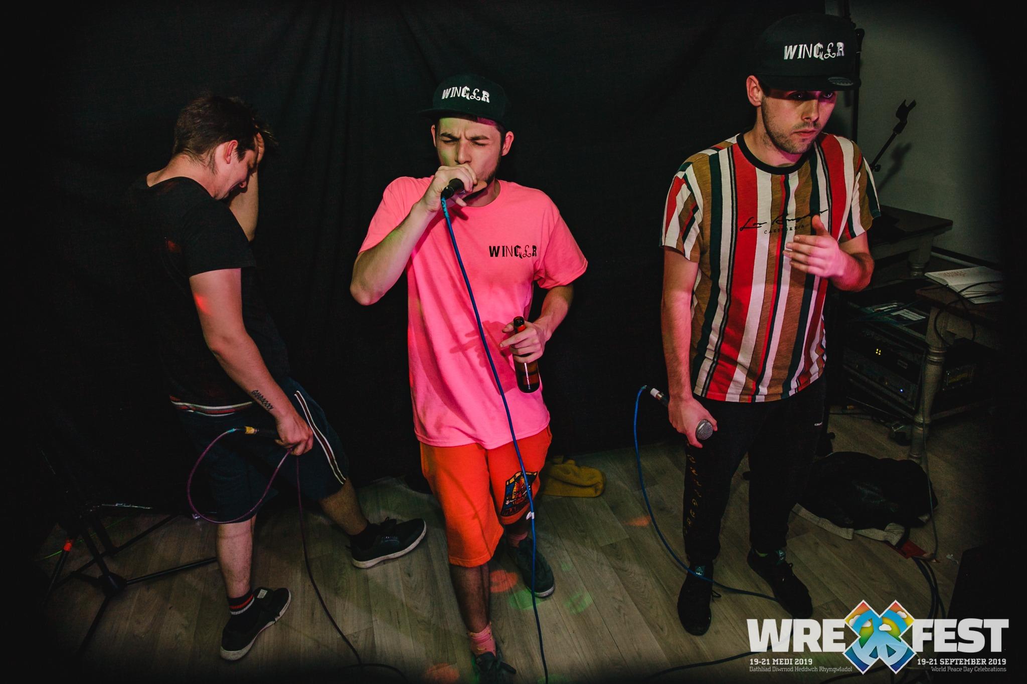 The Larynx @ Wrexfest 2019 Vasco De Gamma, Wrexham 20th September 2019