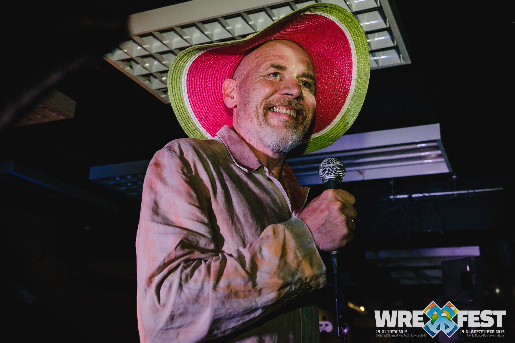 Wrexfest – World Peace Day Celebrations, Undegun Arts Space, Wrexham 21st September 2019